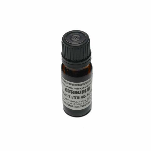 Citrinžolių grynasis eterinis aliejus 10ml
