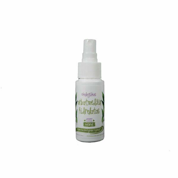 Grynas ekologiškas arbatmedžių vanduo hidrolatas 50 ml su purkštuku